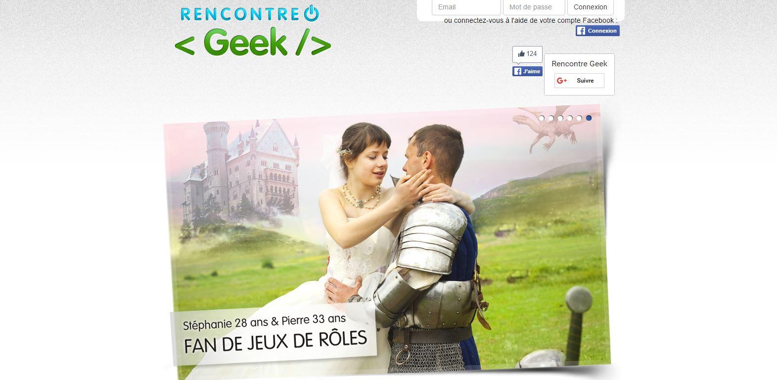 rencontres geekettes Vincennes