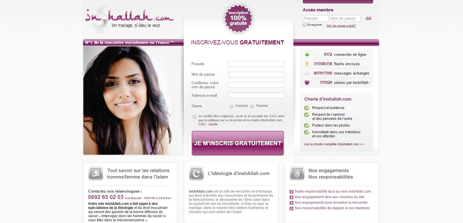 Sites de rencontrer