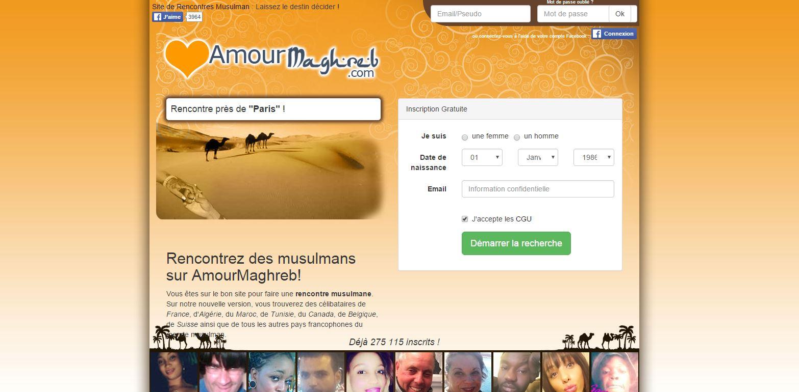 site de rencontre maghreb rencontre musulmane gratuit sans inscription