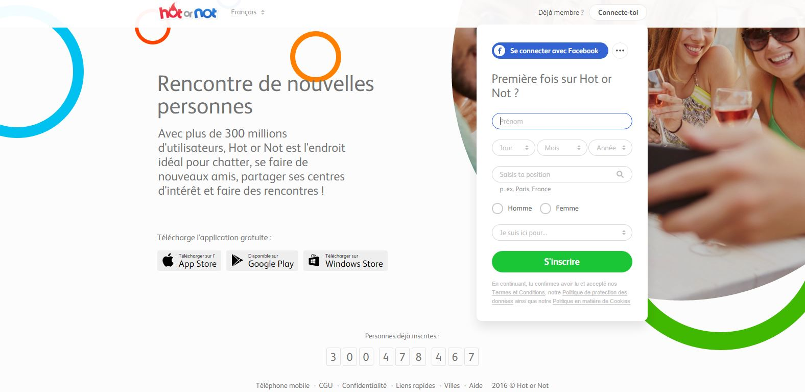 Badoo site de rencontre en france